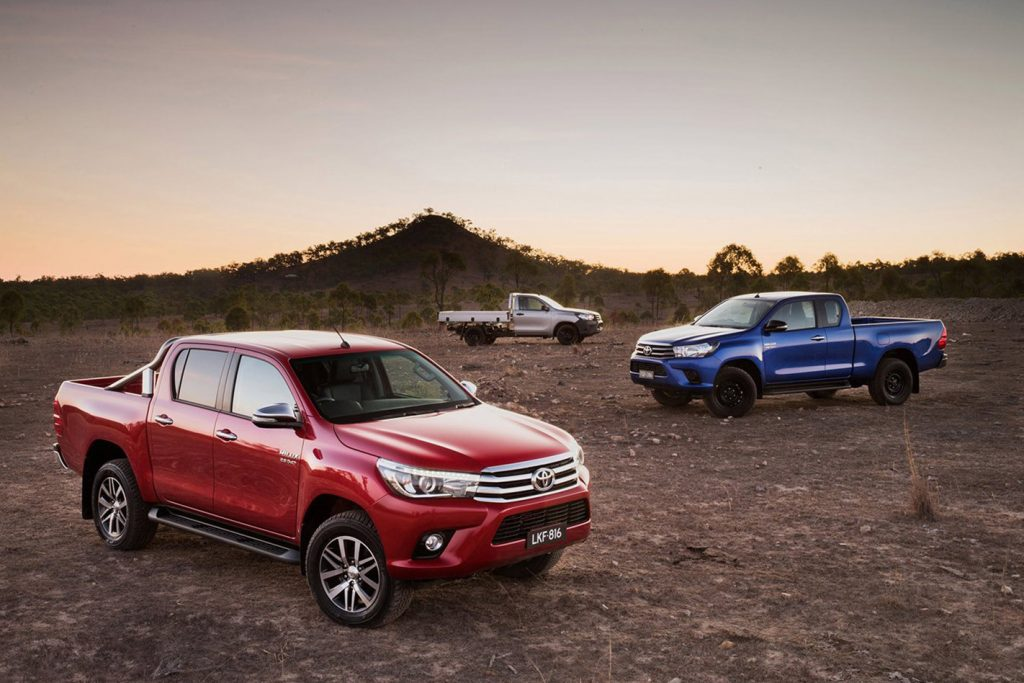 Increasing the Resale Value of Your Ute