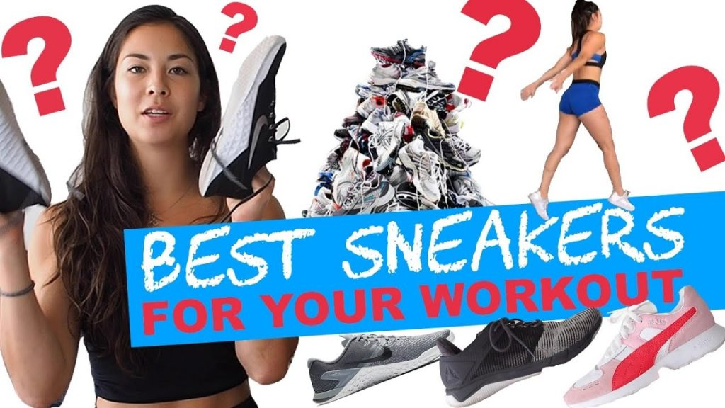 Best Sneakers for the workout