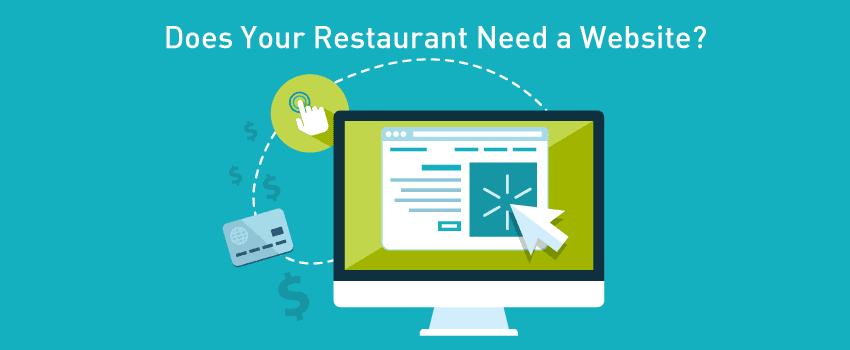 Restaurant Need A Website