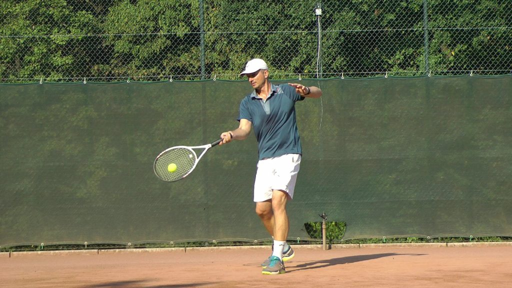 Improve Your Tennis Technique